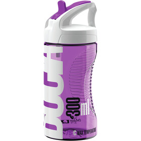 Elite Bocia Drinking Bottle 350ml purple